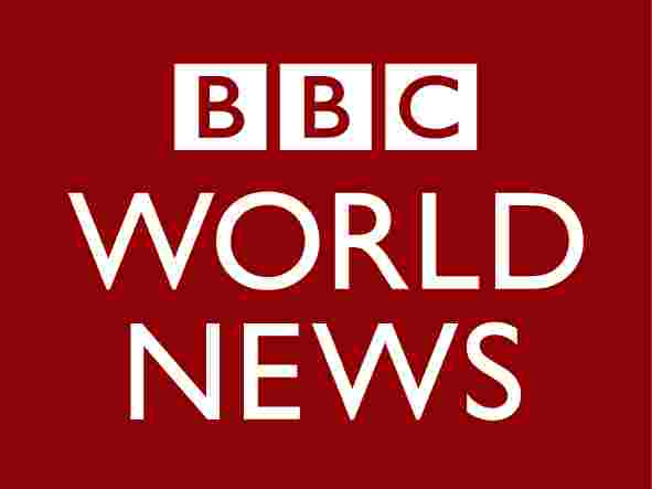 Логотип BBC World Service English
